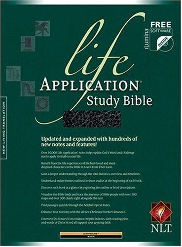 9780842384995: Life Application Study Bible NLT (Life Application Study Bible: New Living Translation-2)