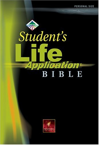 9780842385428: Student's Life Application Bible Personal Size: NLT1
