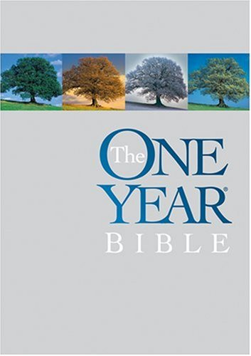 The One Year Bible Premium Slimline: NLT1 (0842385452) by [???]