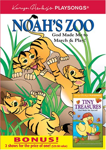 9780842386951: Noah's Zoo DVD Bonus Pack