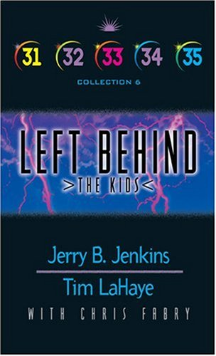 9780842387132: Left Behind: The Kids Books 31-35 Boxed Set
