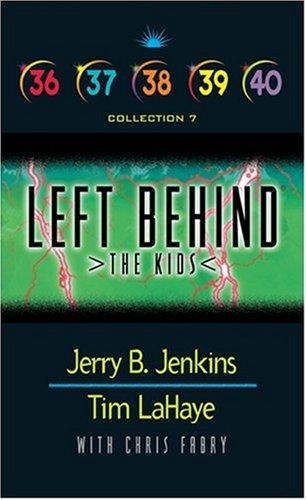 Left Behind: The Kids Books 36-40 Boxed Set: Jerry B. Jenkins, Tim LaHaye