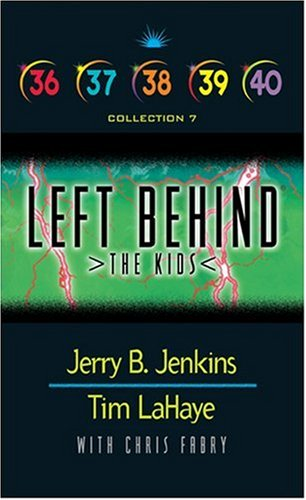 9780842387149: Left Behind: The Kids Books 36-40 Boxed Set