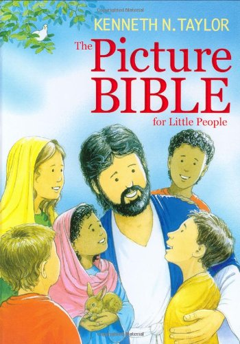 The Picture Bible for Little People, Without: Taylor, Kenneth N.