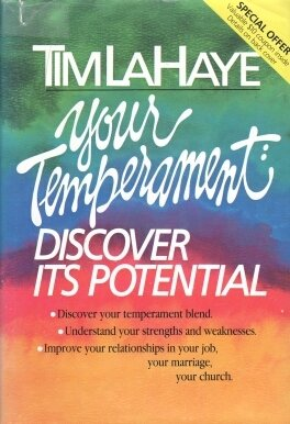 9780842387521: Your Temperament: Discover Its Potential