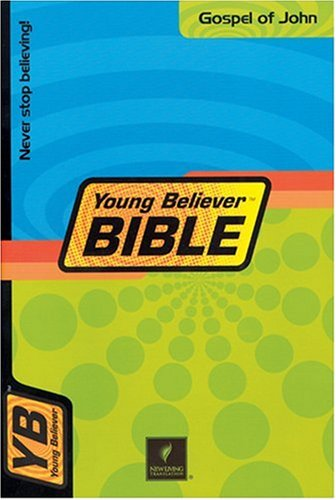 9780842387712: New Living Translation - Young Believer Bible
