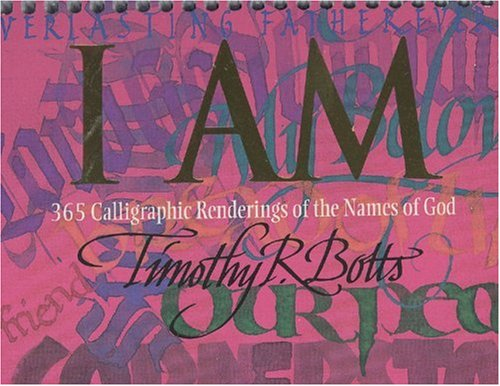 9780842388436: I Am 1997 Calendar: Inspirational