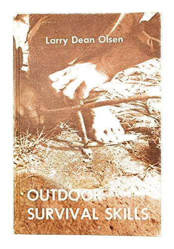 9780842500012: Outdoor Survival Skills