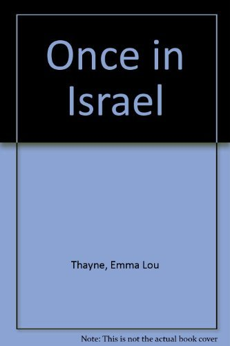 Once in Israel