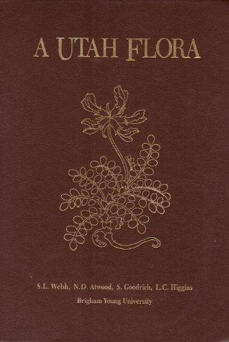 9780842523134: A Utah Flora
