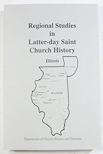 9780842523301: REGIONAL STUDIES IN LATTER-DAY SAINT CHURCH HISTORY - Illinois