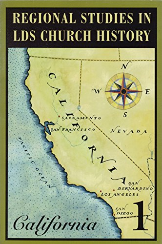 Regional Studies in LDS Church History: California: Andrew Hedges, Donald