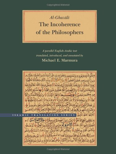9780842524667: The Incoherence of the Philosophers