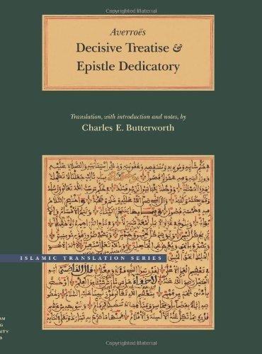 9780842524797: Decisive Treatise and Epistle Dedicatory (Brigham Young University - Islamic Translation Series)