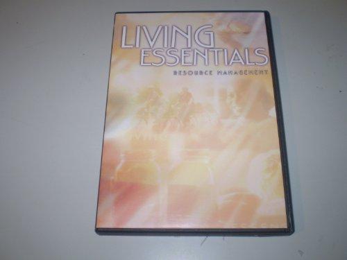 9780842525923: Living Essentials Resource Management 3 DVD Set