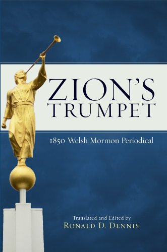 9780842527828: Zion's Trumpet: 1850 Welsh Mormon Periodical