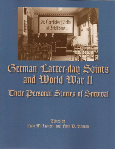 9780842528153: German Latter-day Saints and World War II