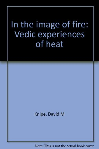 In the Image of Fire : The Vedic Experiences of Heat: Knipe, David M.
