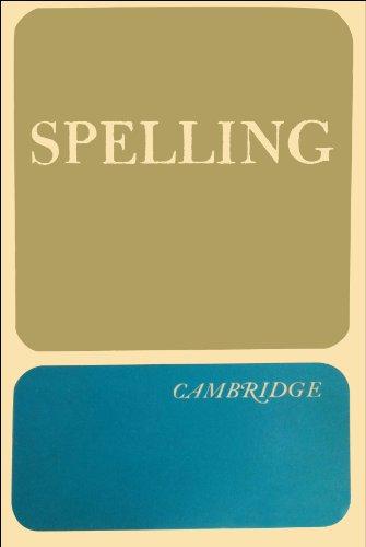 9780842800761: Spelling