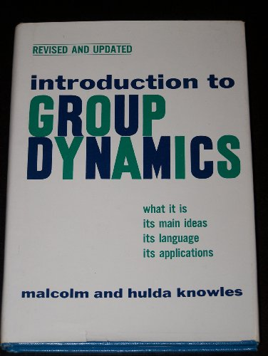 9780842822121: Introduction to Group Dynamics
