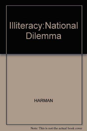 9780842822275: Illiteracy:National Dilemma