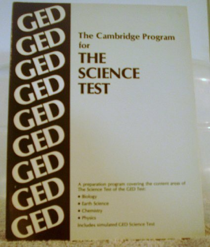 The Cambridge Program for the GED Science: Cambridge