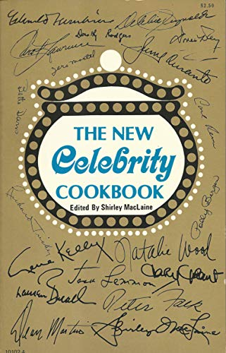 9780843101027: The New Celebrity Cookbook