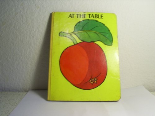 At the Table: Children's Board Books