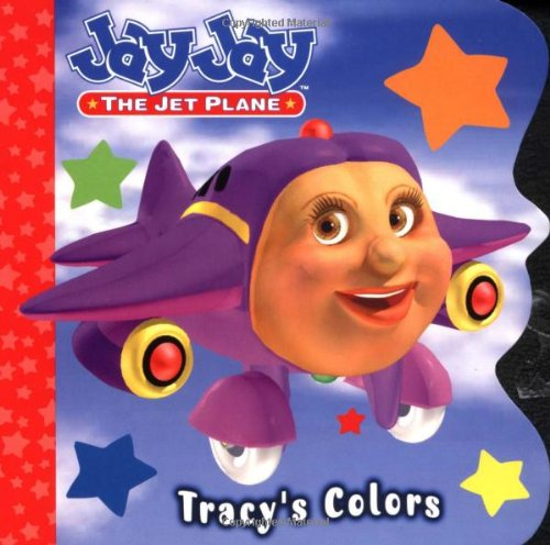 9780843102376: Tracy's Colors (Jay Jay the Jet Plane)
