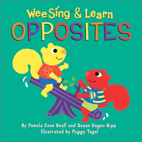 9780843102567: Wee Sing & Learn Opposites (Wee Sing and Learn)