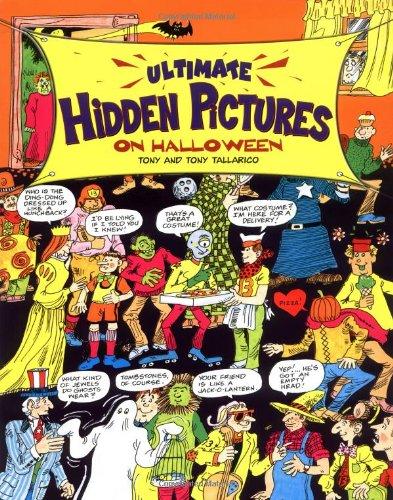 9780843102642: Hidden Pictures: On Halloween (Ultimate Hidden Pictures)