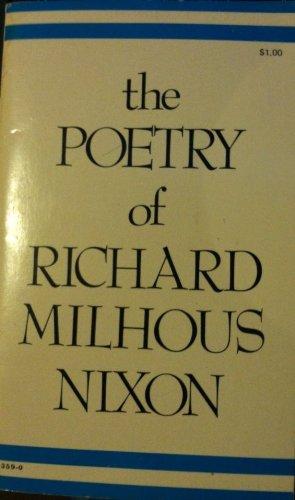 9780843103595: The poetry of Richard Milhous Nixon