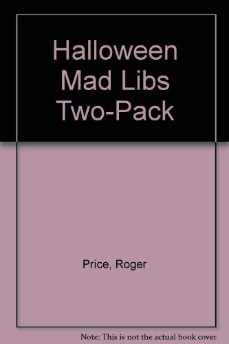 9780843103816: Halloween Mad Libs two-pack