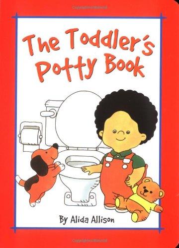 9780843105094: Toddler's Potty Book