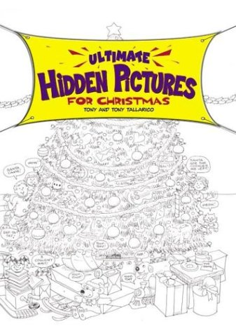 9780843105292: Ultimate Hidden Picture for Christmas