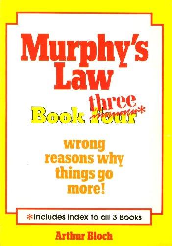Murphy's Law #3: Bloch, Arthur