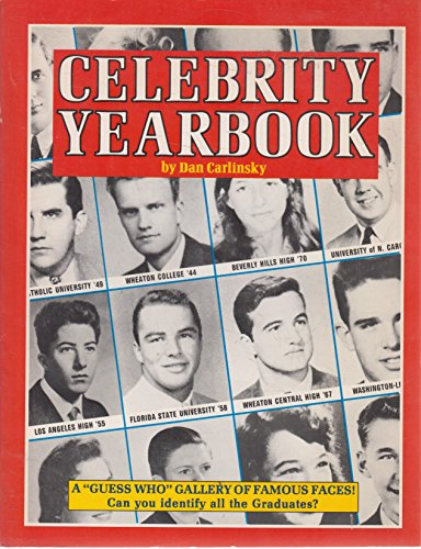 Celebrity Yearbook