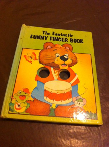 The Fantastic Funny Finger Book (Surprise Books) (0843106301) by Koelling, Caryl