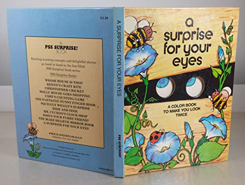 A surprise for your eyes (0843106379) by Caryl Koelling