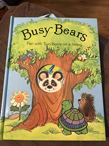 9780843106404: Surp Busy Bears (Pss Surprise Books)