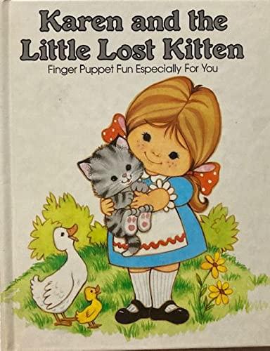 Karen and the Little Lost Kitten: Penguin Books Staff