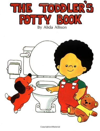 9780843106732: The Toddler's Potty Book