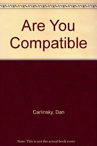 Are You Compatible: Carlinsky, Dan