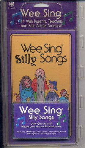 9780843107418: Wee Sing Silly Songs/Book and Cassette
