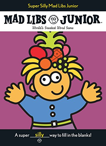 9780843107586: Super Silly Mad Libs Junior