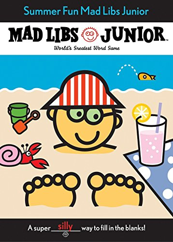 9780843107593: Summer Fun Mad Libs Junior