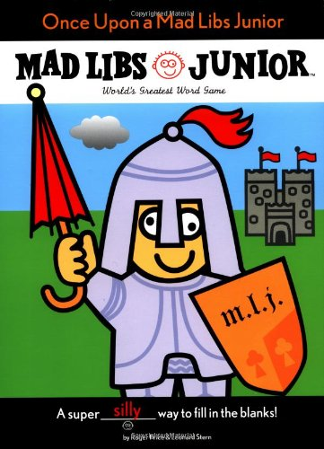 9780843107685: Once Upon A Mad Libs Junior
