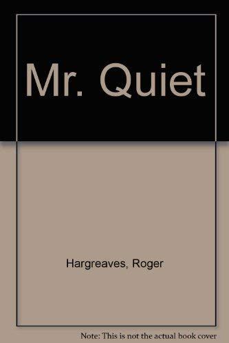 9780843108033: Mr Men Quiet