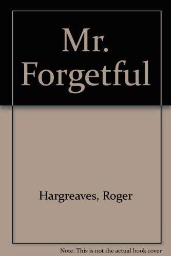 9780843108057: Mr. Forgetful