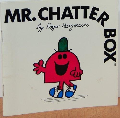 9780843108088: Mr Men Chatterbox (Mr. Men Books)